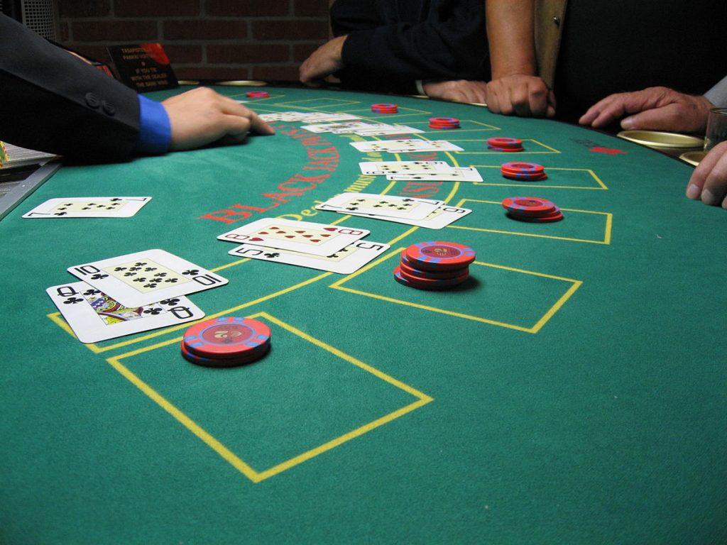 casino games in vegas