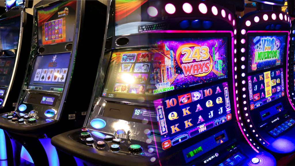 slot game vector
